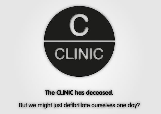 Clinic-Bar-Deceased-Defibrillates