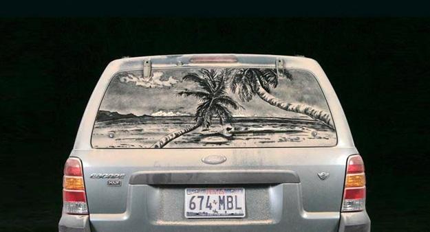 Dirty-Car-Window-Art