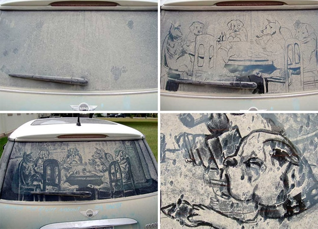 Dirty-Car-Window-Art