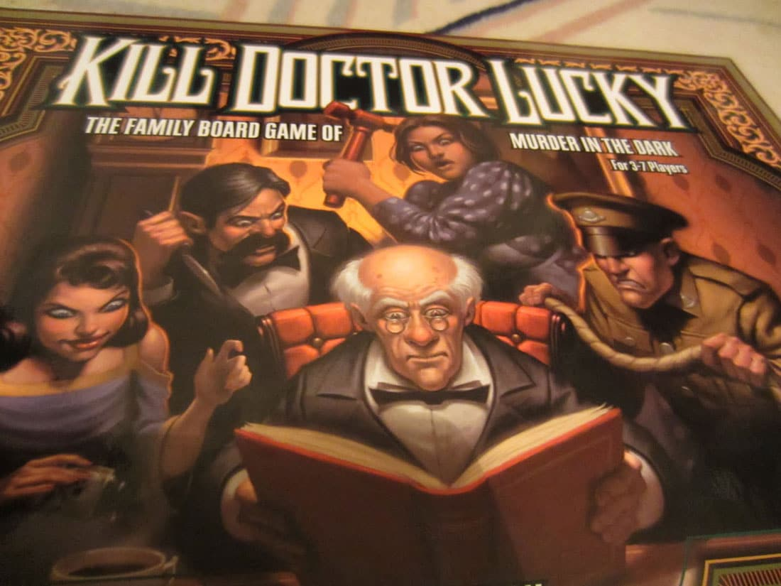 Kill-Doctor-Lucky-Game