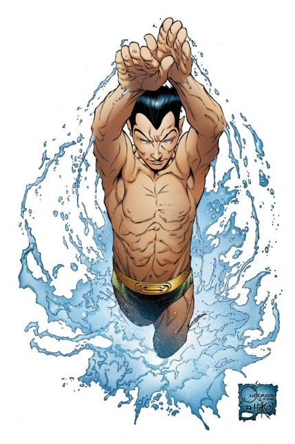 Prince of Atlantis Sub-Mariner