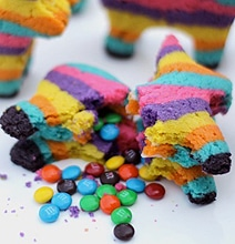 Piñata Cookies Filled With Candy: Perfect For Cinco De Mayo