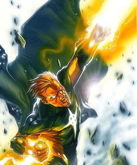 Cosmic hero and Avenger
