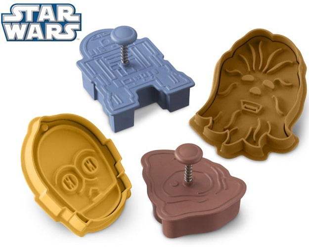 Star Wars Cupcake Stencils For Kitchens In A Galaxy Far Far Away