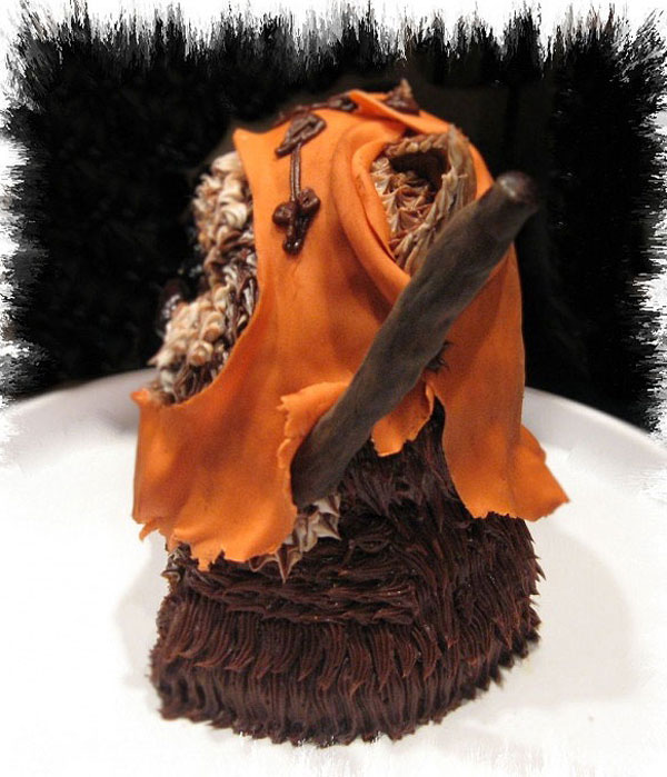 Star Wars Rebels Cake Images : The Cutest & Most Creative Ewok Cake You ve Ever Seen ...
