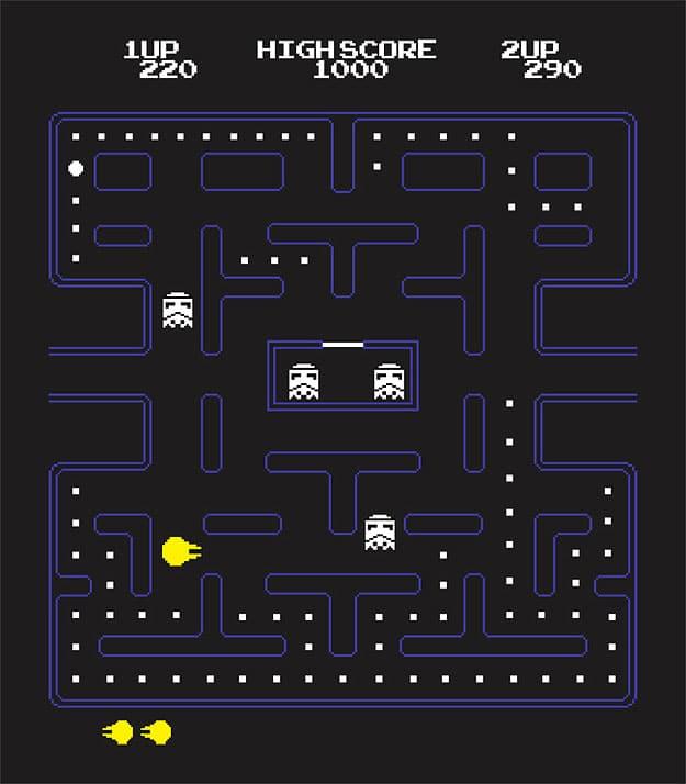 Star-Wars-Retro-Games-Pacman
