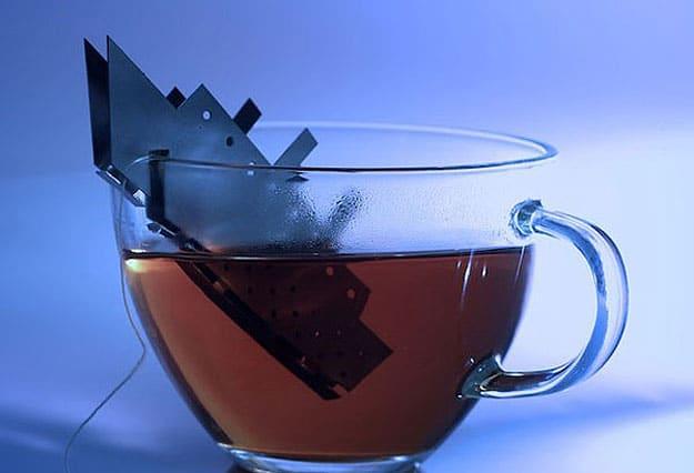 Tea-Tanic: The Tea Bag Holder Inspired By The Titanic