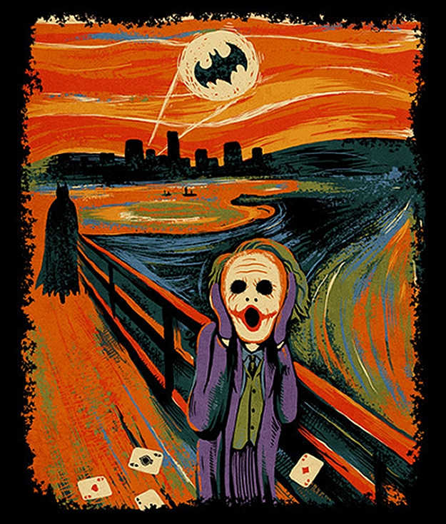 the scream artwork Learn more about edvard munch's the scream painting and buy art prints online.