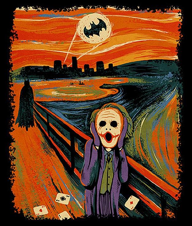 The Joker Scream Artist ben6835