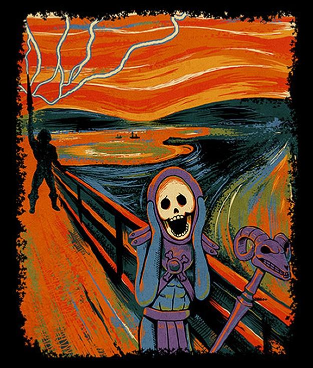 The Rebel Scream Artist ben6835