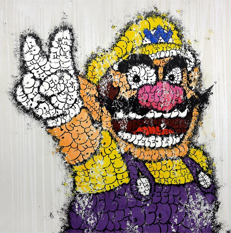 Tilt-Mario-Graffiti-Art