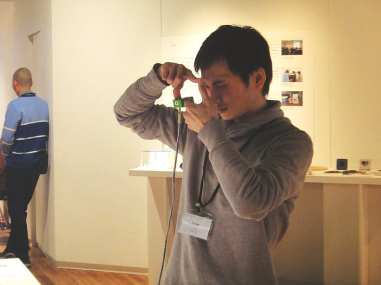 Ubi-Camera-takes-pictures