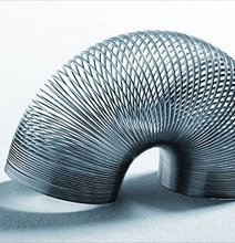 The World's Most Determined Slinky
