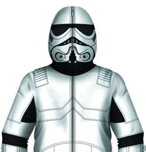 Trippy Full Face Star Wars Hoodies Cover It All