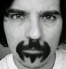 The Bat-Stache: The Batman Inspired Mustache Design