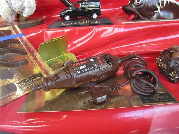chocolate-dremel-tool-and-cord