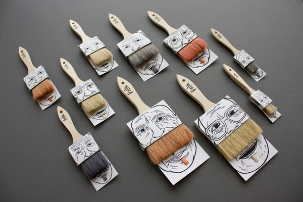 paint brush for home project