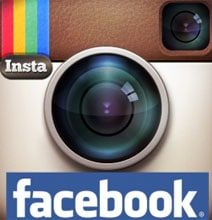 Instagram vs. The New York Times [Infographic]