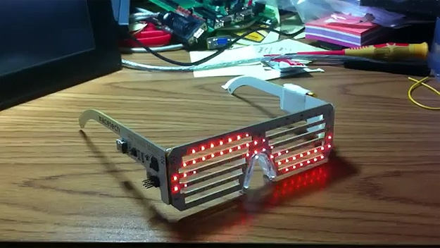 led-matrix-light-glasses