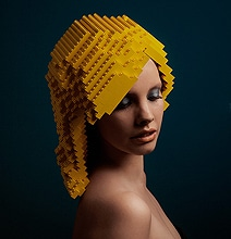 Lego Wigs: Hairdos With Unlimited Creativity