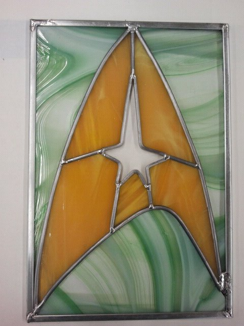 monumental star wars  u0026 star trek stained glass windows