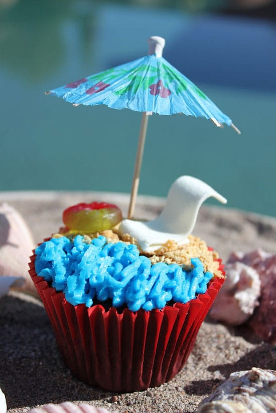 Beach-On-A-Cupcake