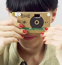 World's Cheapest Cardboard Digital Camera (Yes, It Really Works)