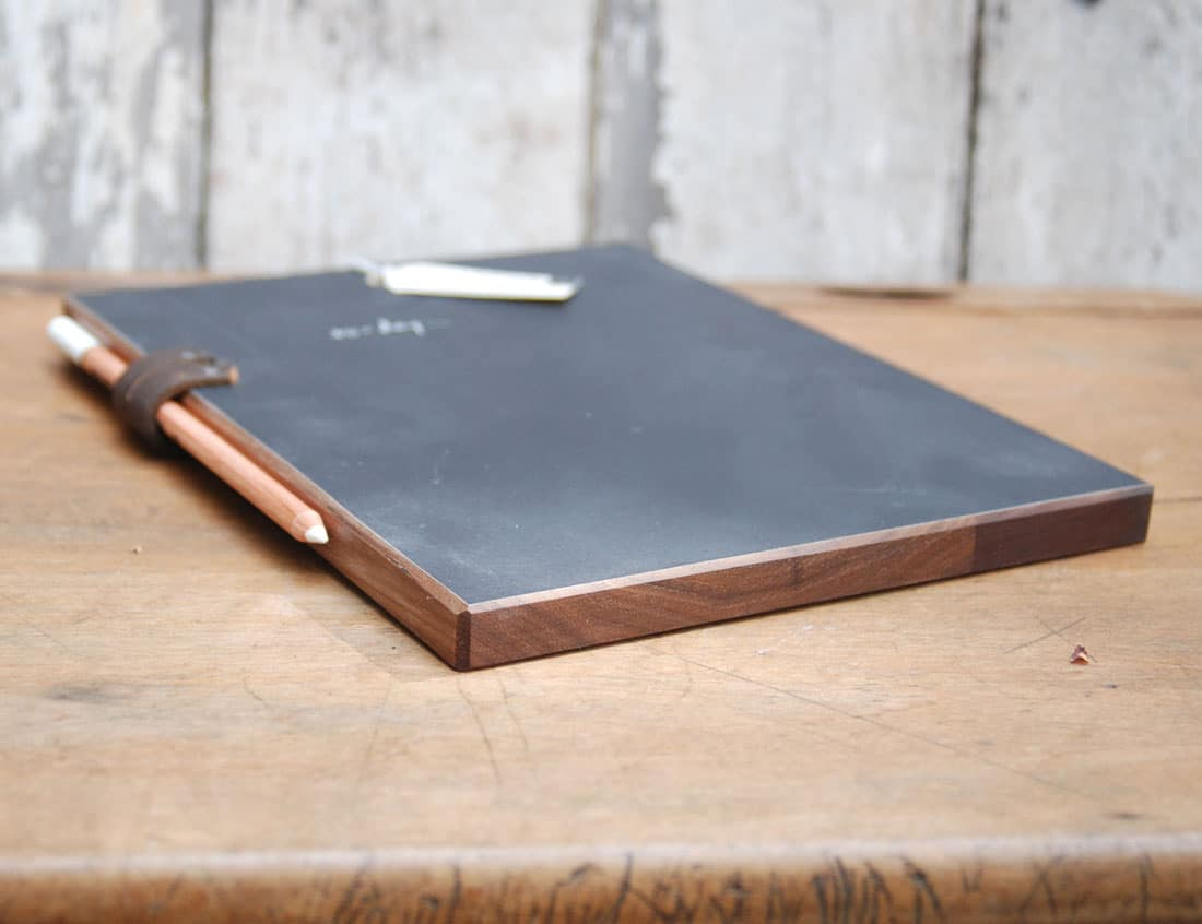 Chalkboard Pad: A Nostalgic Design Inspired By The New iPad