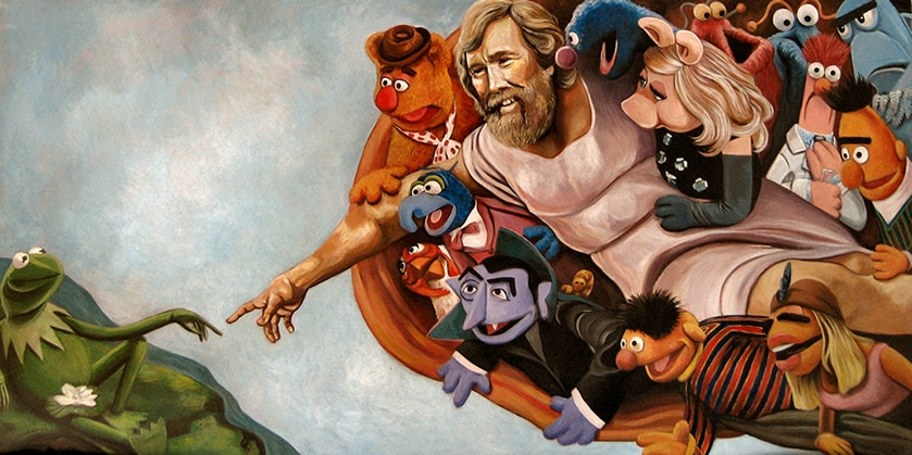 The Creation Muppet James Hance