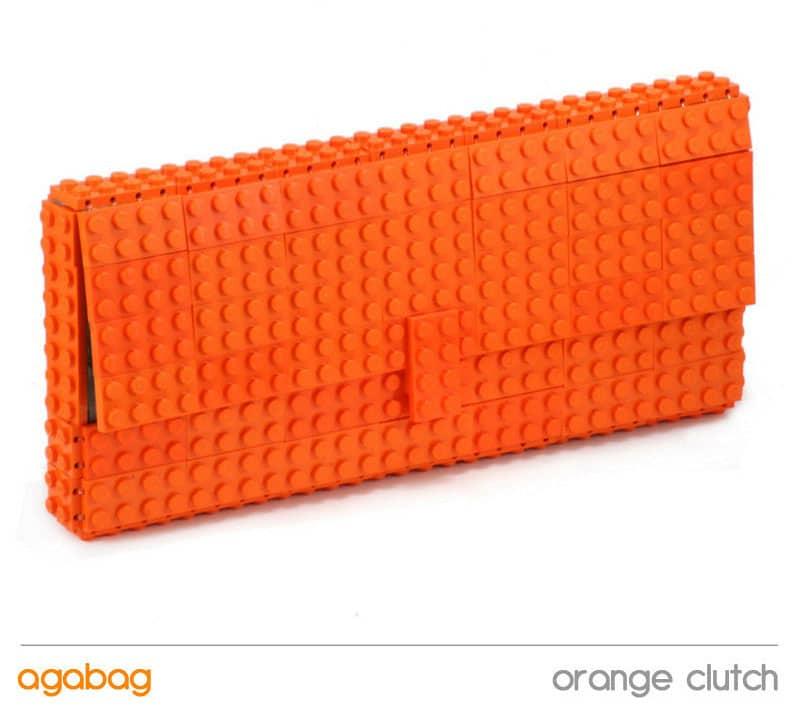 Etsy-Lego-Orange-Purse