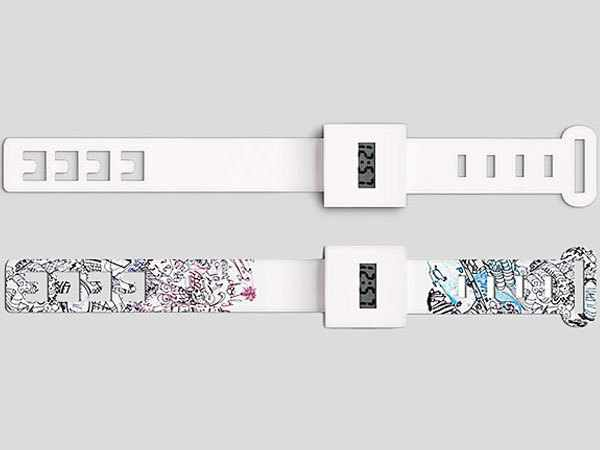 The White Canvas Watch: An Accessory Created For Artists