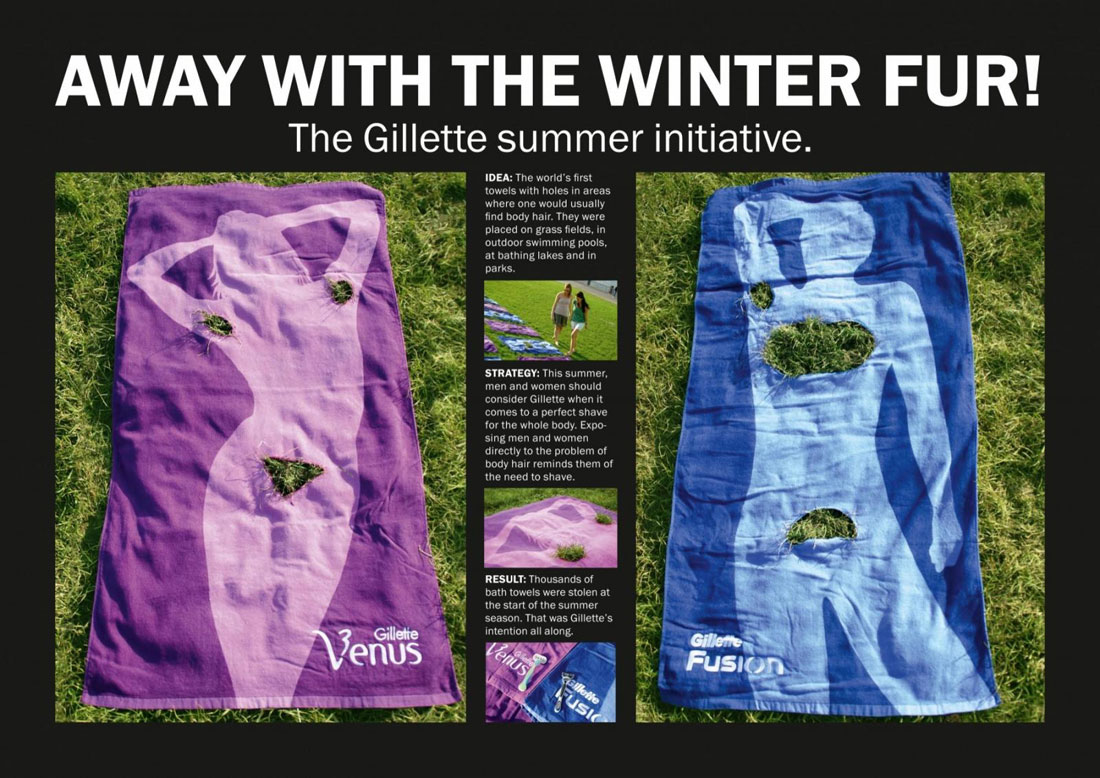Gillette-Shave-Fur-Away-Towels