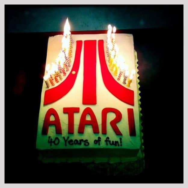 Happy-40th-Birthday-Atari-Cake