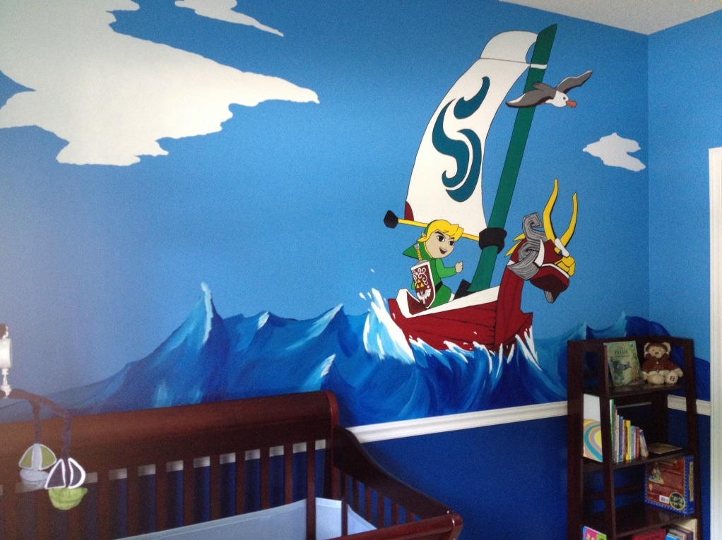 Legend-Of-Zelda-Nursery