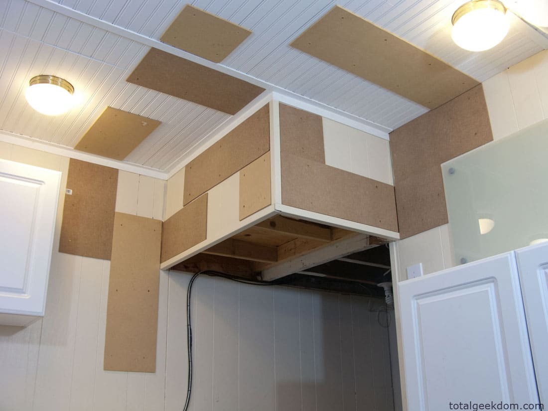 DIY Vertical Lego Building Area On The Wall & Ceiling