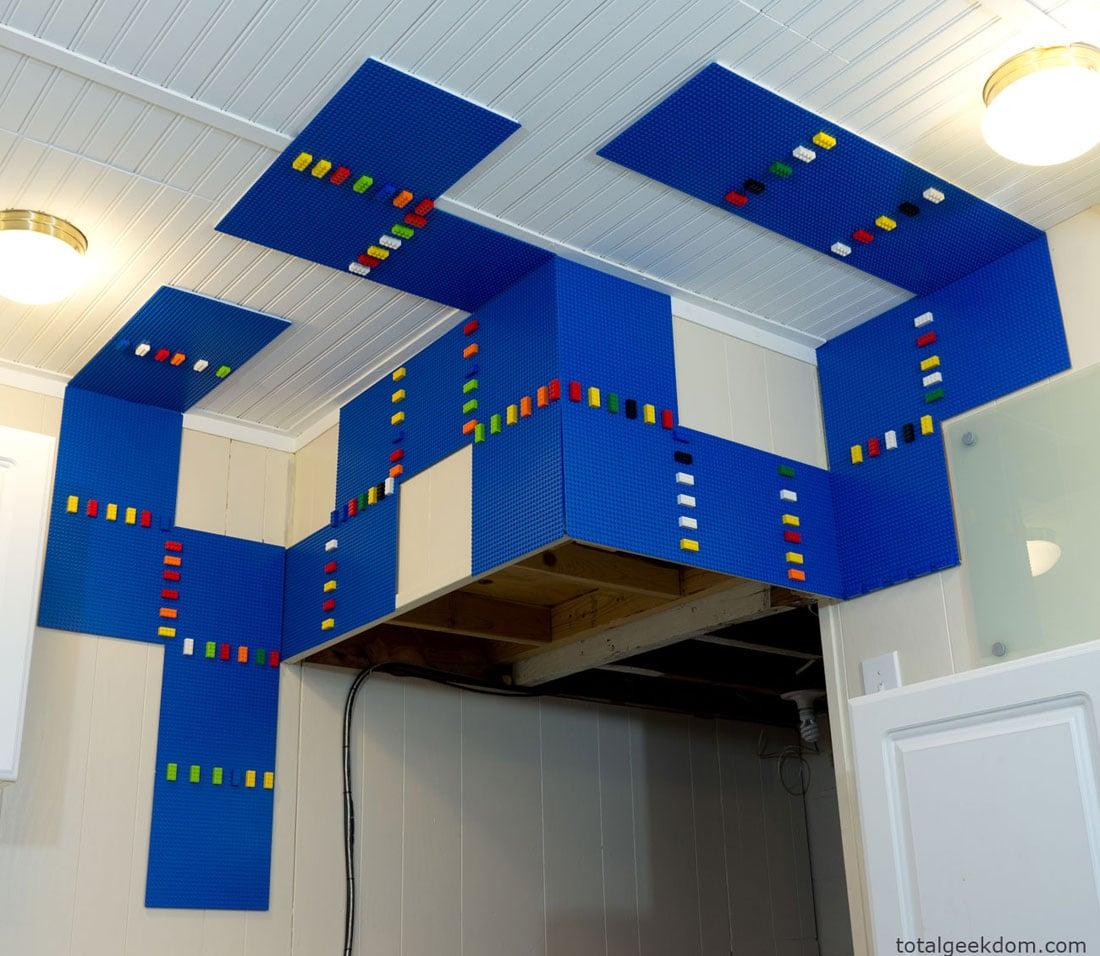 Lego-Wall-Ceiling-Design