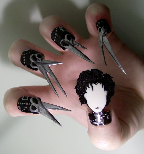 Movie Inspired Nail Manicures