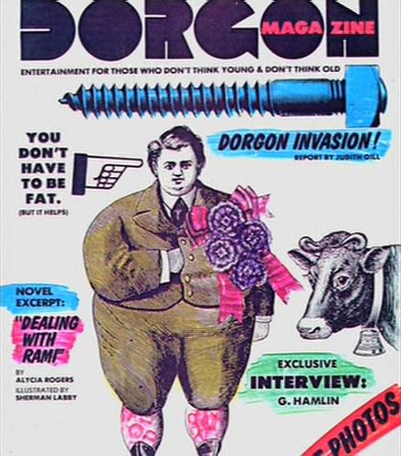 Blade Runner Magazine Cover Dorgon