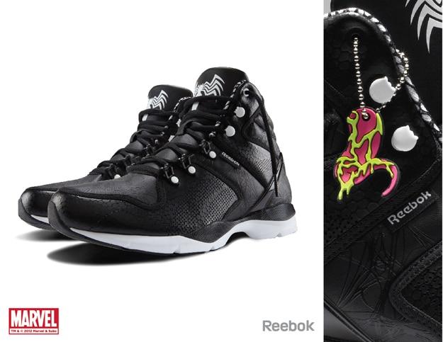 Reebok-X-Marvel-Black-shoe