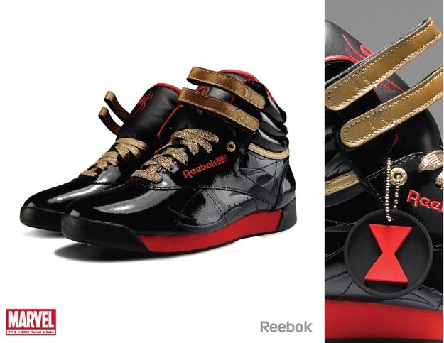 Reebok-X-Marvel-red-shoe