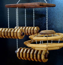 A Geek's Final Frontier: The Starship Enterprise Wind Chimes