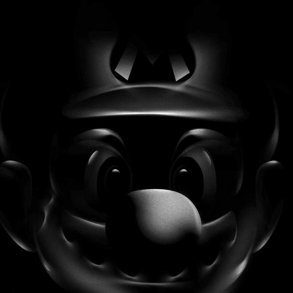 Super Mario Goes To The Dark Side: A Shadow Tribute