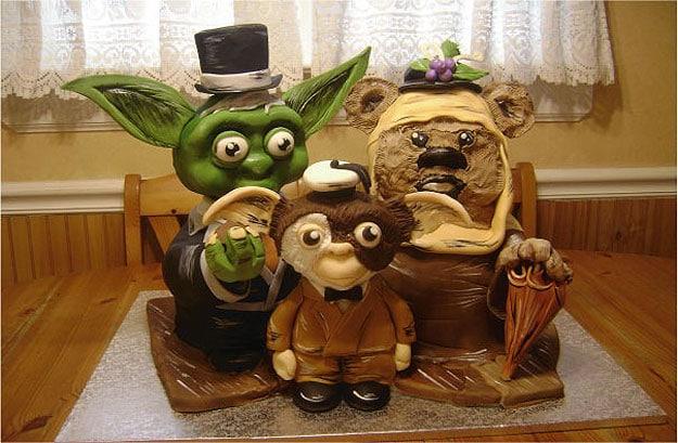 Victorian-Steampunk-Star-Wars-Cake