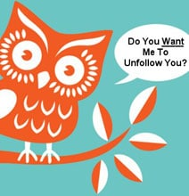 Top 15 Reasons Why People Unfollow You On Twitter [Infographic]