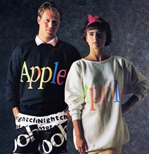 Apple '80s Hipster Clothing