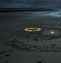 beach art Alvin Simon