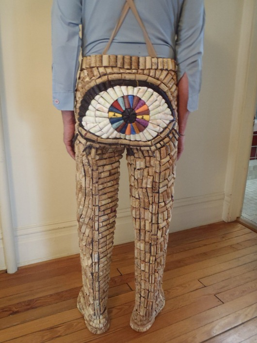 Cork Pants & Jacket For Recycling Fanatics