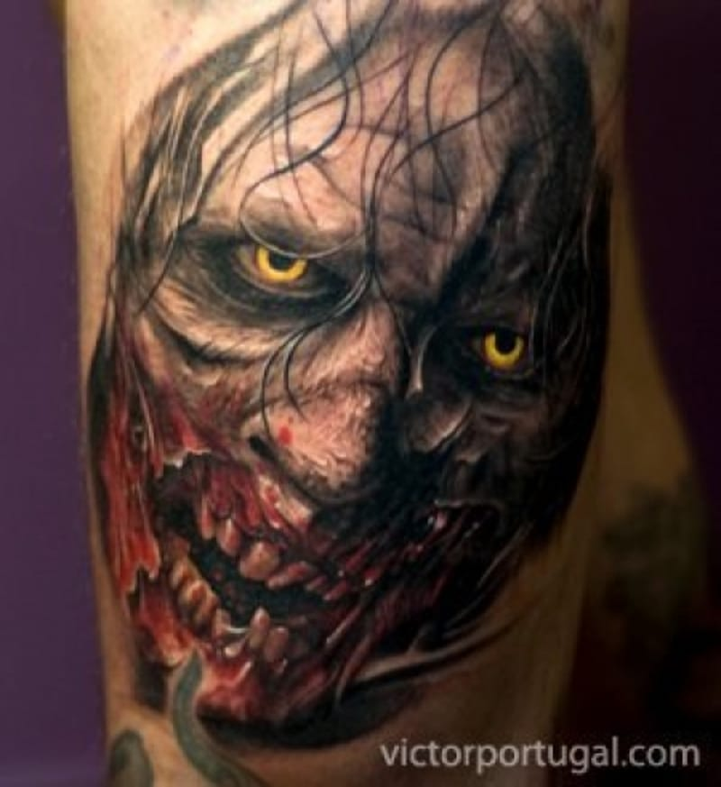 horror-zombie-tattoo-collection