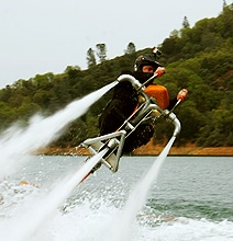 Jetovator: Ride High With The Power Of Water