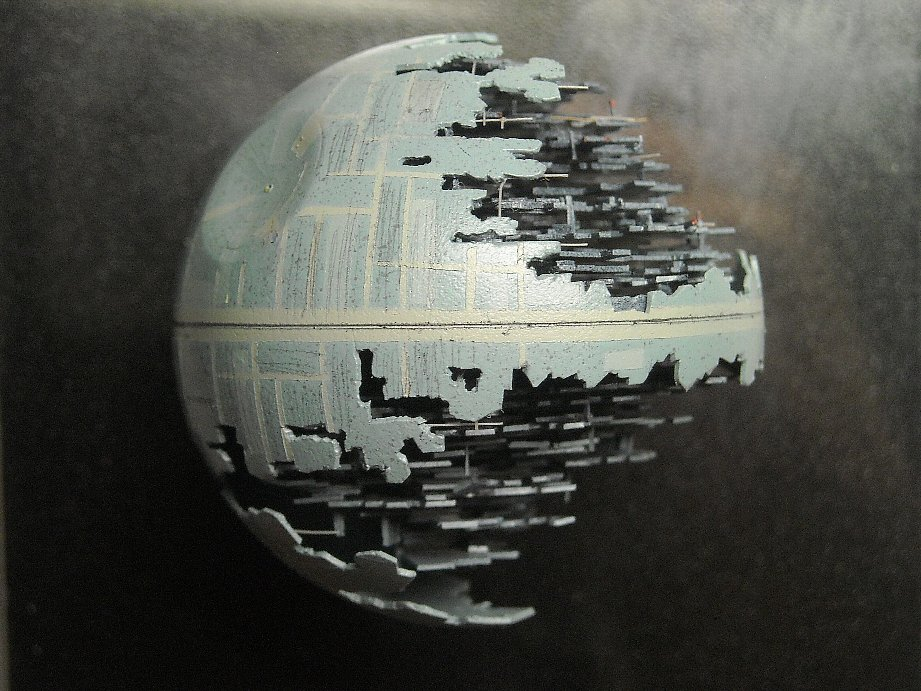 Lil' Death Star: Now Star Wars Fits In Your Pocket